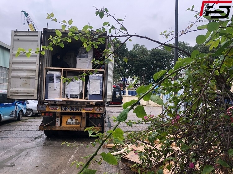 [UPDATE] Chuyến Container về kho ngày 04/02/2020
