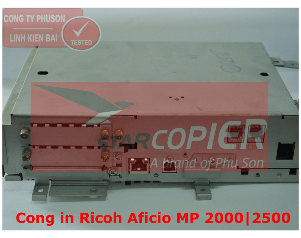 Board in Ricoh Aficio MP 2500