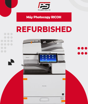 Máy photocopy RICOH Refurbished