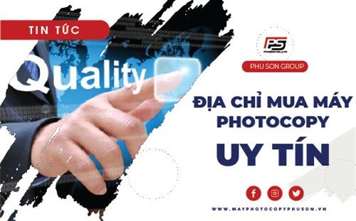 Địa chỉ mua máy Photocopy Refurbished chất lượng uy tín tại Hà Nội