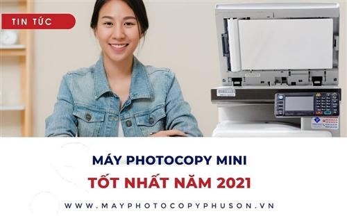 Máy photocopy mini để bàn tốt nhất năm 2021
