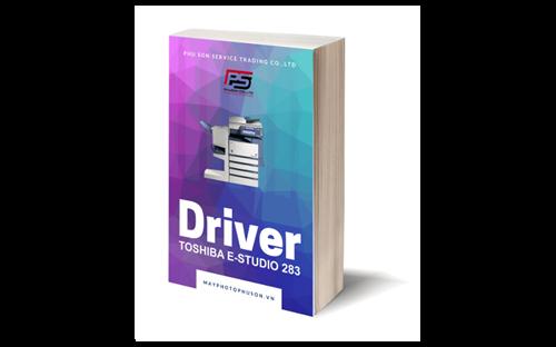 Download driver Máy Photocopy Toshiba e-Studio 283