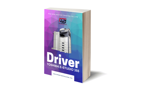 Download driver Máy Photocopy Toshiba e-Studio 355