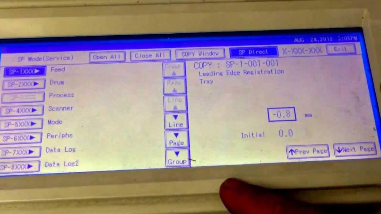 15 lỗi cơ bản máy Photocopy Ricoh và cách khắc phục