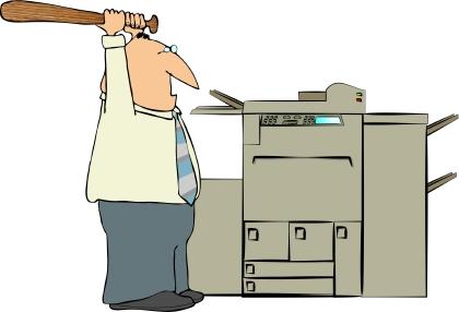 Các lỗi thường gặp của máy Photocopy Ricoh và cách khắc phục