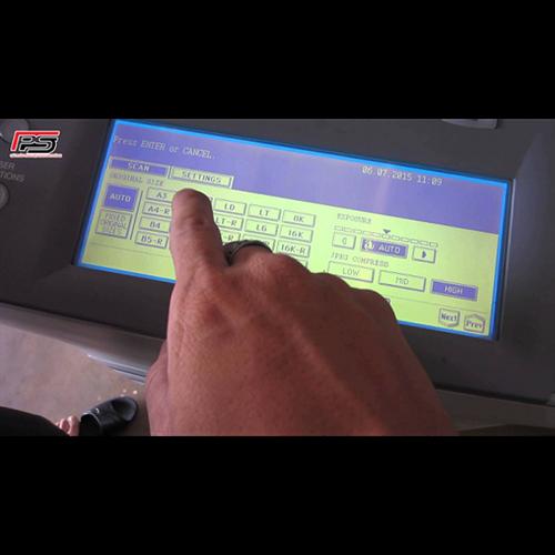 Hướng dẫn scan bằng máy photocopy nhanh chóng, hiệu quả