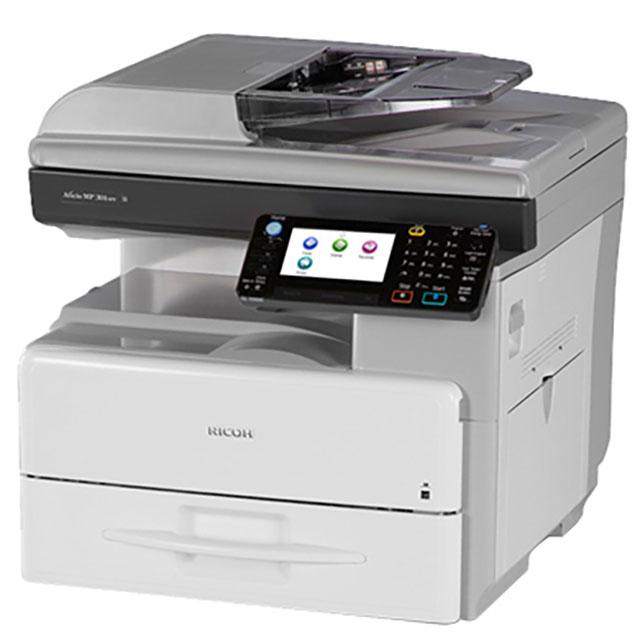 Máy photocopy để bàn Ricoh MP 301