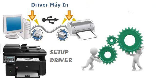 driver máy in là gì