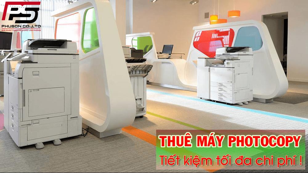 Công ty TNHH Phú Sơn - sự lựa chọn lý tưởng cho bạn để thuê máy photocopy