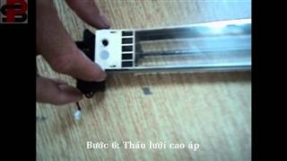 [Video] Hướng dẫn sửa lỗi SC 300 máy Photocopy Ricoh các dòng Aficio, MP