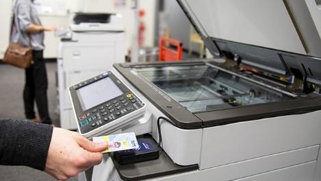 Làm thế nào có thể phân biệt được máy photocopy hàng chính hãng?