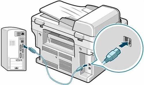 Cách kết nối máy in và chia sẻ máy in trong mạng LAN