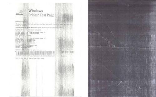 Cách khắc phục lỗi máy photocopy bị đen toàn bộ mặt giấy