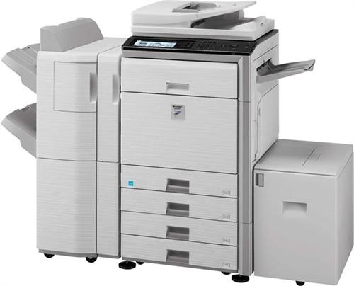 Giới thiệu về dòng máy photocopy Sharp