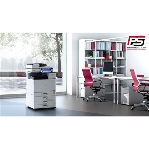 Đánh Giá Máy Photocopy Màu Ricoh MP C4504SP