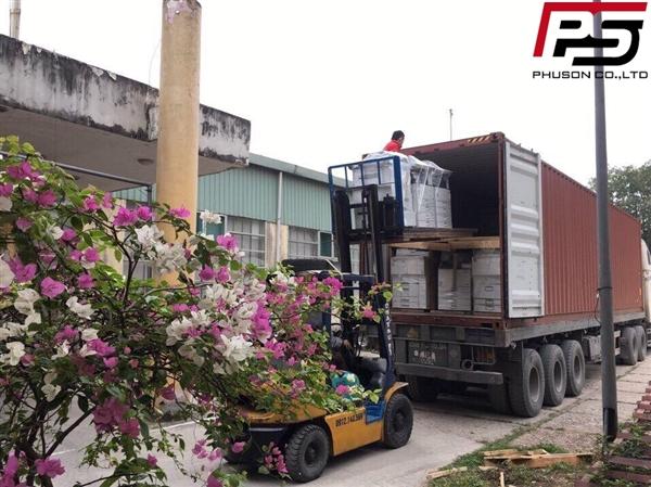 [UPDATE] Dỡ container hàng mới về kho ngày 09/01/2018