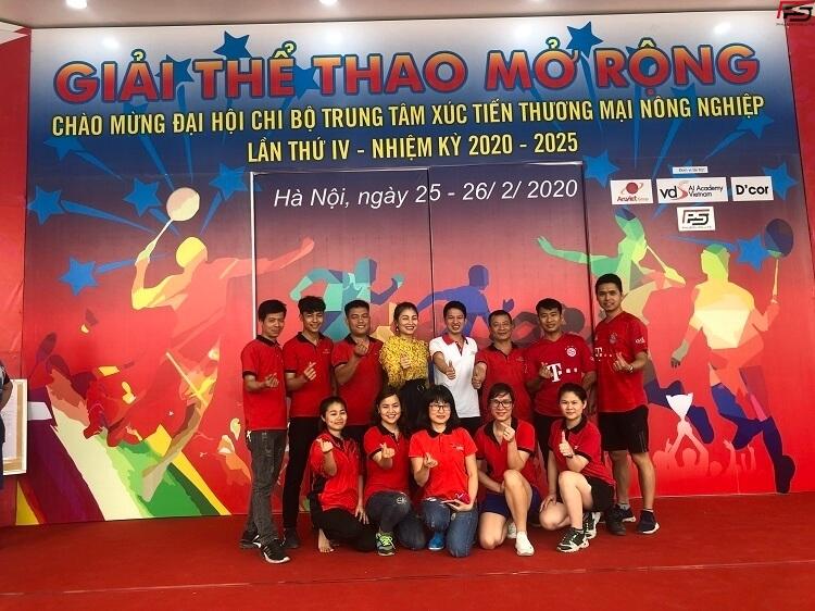 Phú Sơn FC - Đại Hội Thể Thao Mở Rộng Lần Thứ IV
