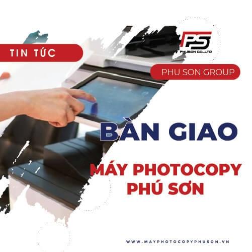 Bàn gia máy photocopy RICOH MP 6054 Refurbished