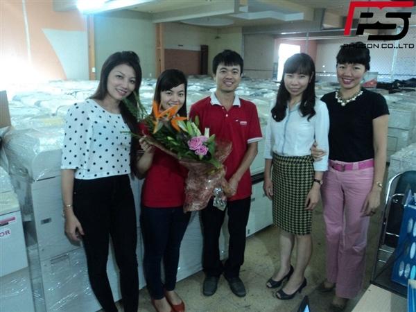Phú Sơn chúc mừng chị em nhân ngày Phụ nữ Việt Nam 20/10