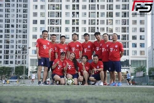 Bóng đá Ồ Hố Team - Phú Sơn FC