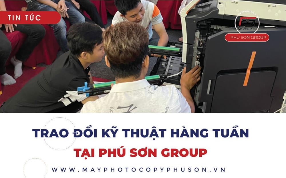 Chia sẻ kỹ thuật Phú Sơn