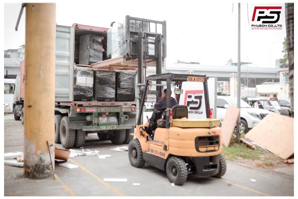 [UPDATE] Container cuối cùng về kho ngày 30/12/2020