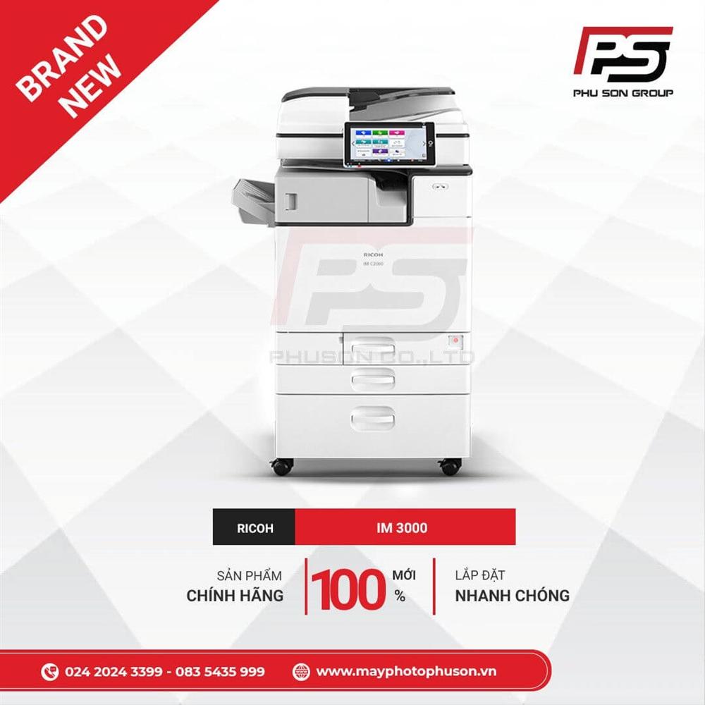 Máy Photocopy Ricoh IM 3000