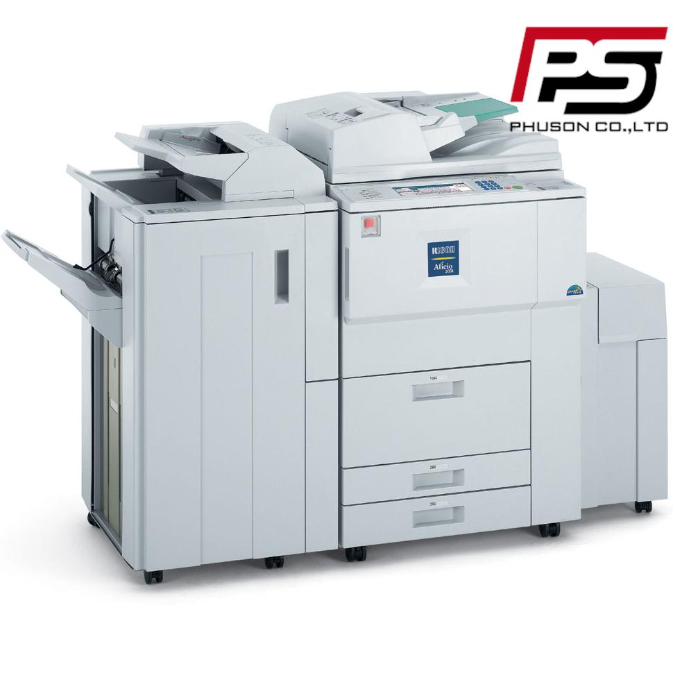 Thuê máy Photocopy Ricoh Aficio 2075