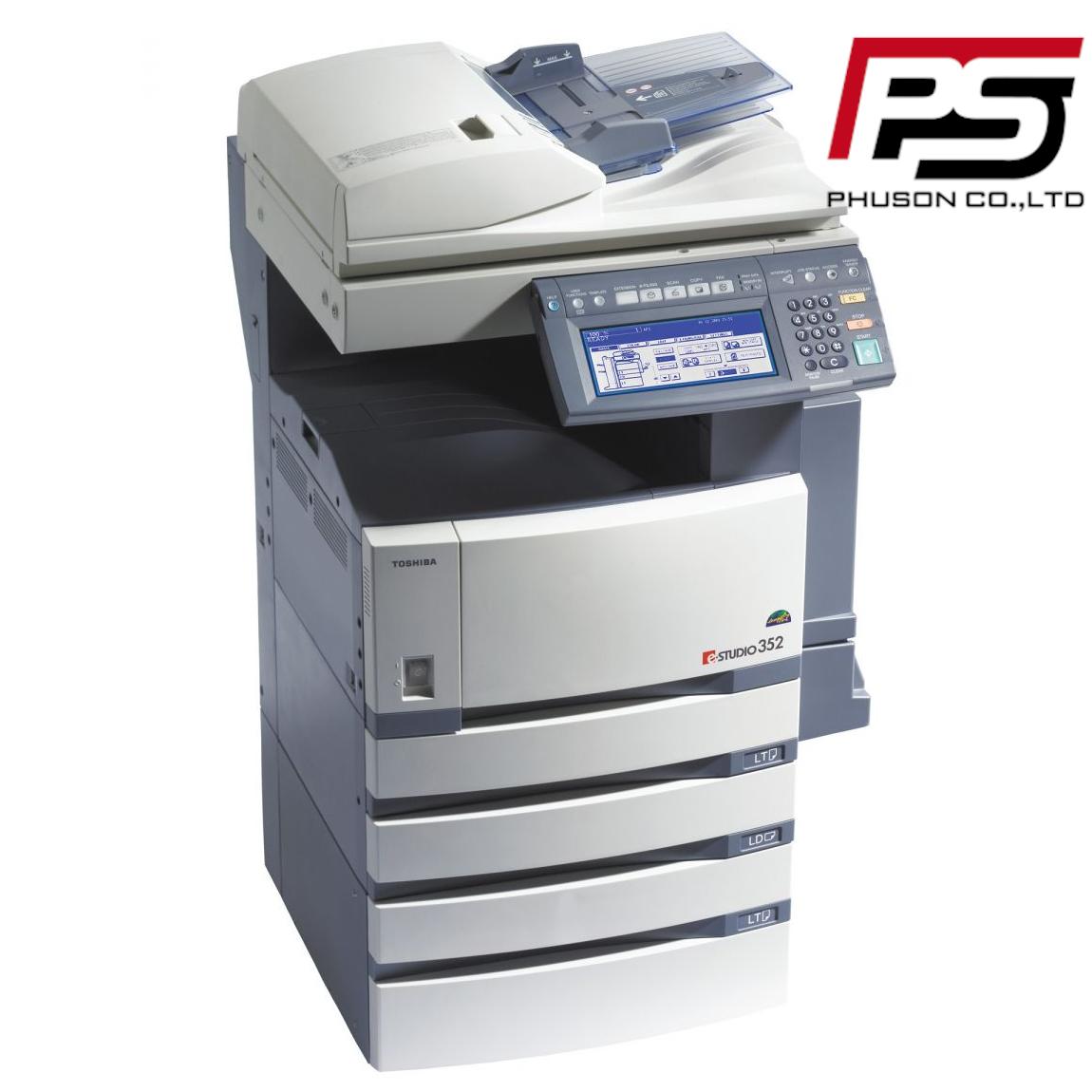 Thuê máy Photocopy Toshiba e-Studio 352