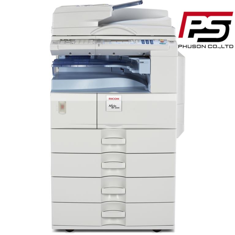 Thuê máy Photocopy Ricoh Aficio MP 2500