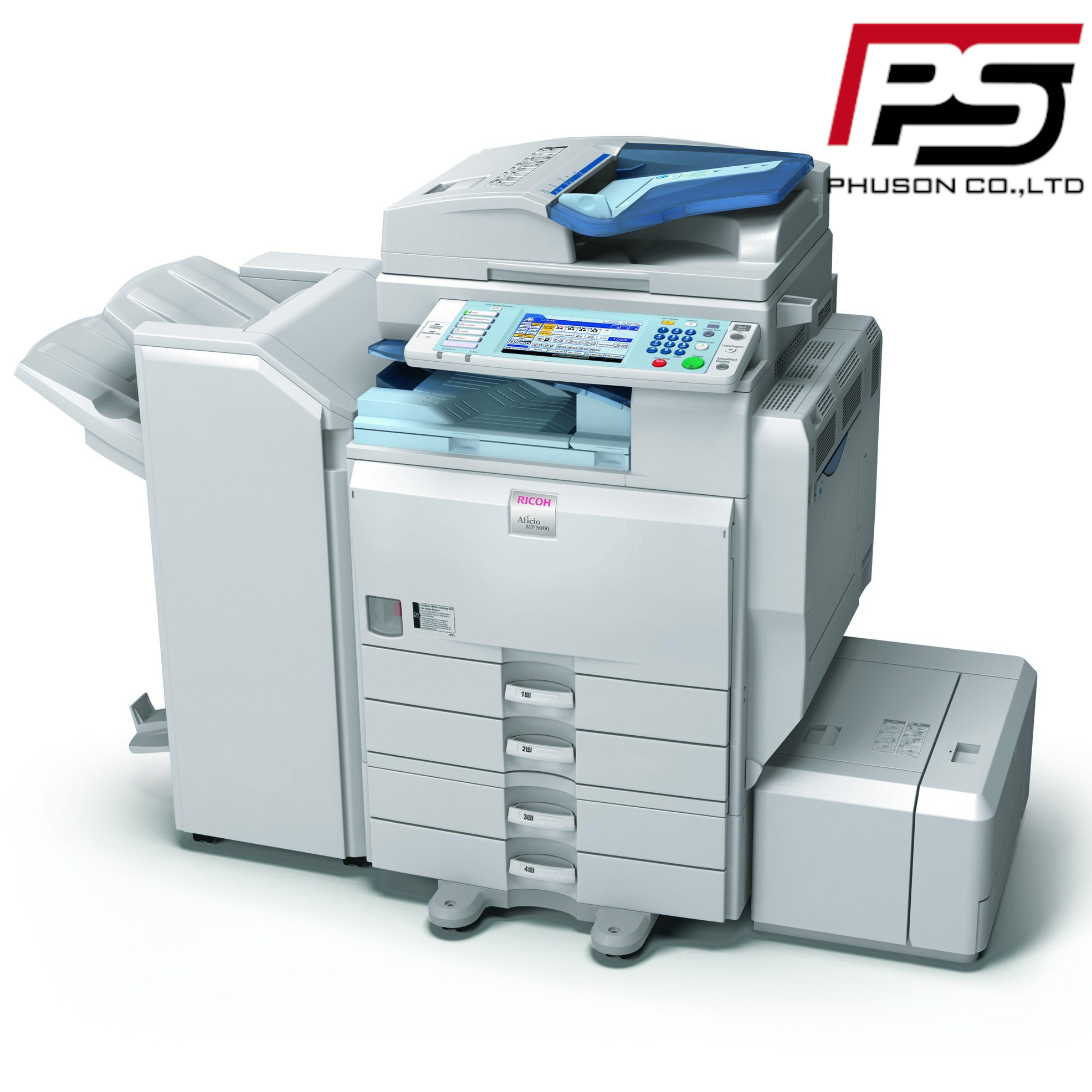 Thuê máy Photocopy Ricoh Aficio MP 5000