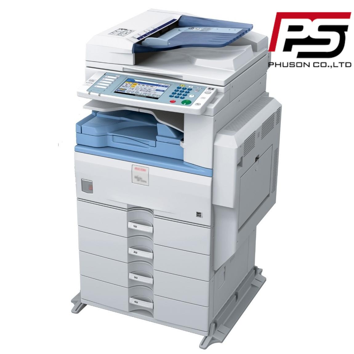 Thuê máy Photocopy Ricoh Aficio MP 2851