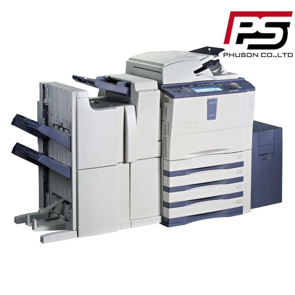Thuê máy Photocopy Toshiba e-Studio 720
