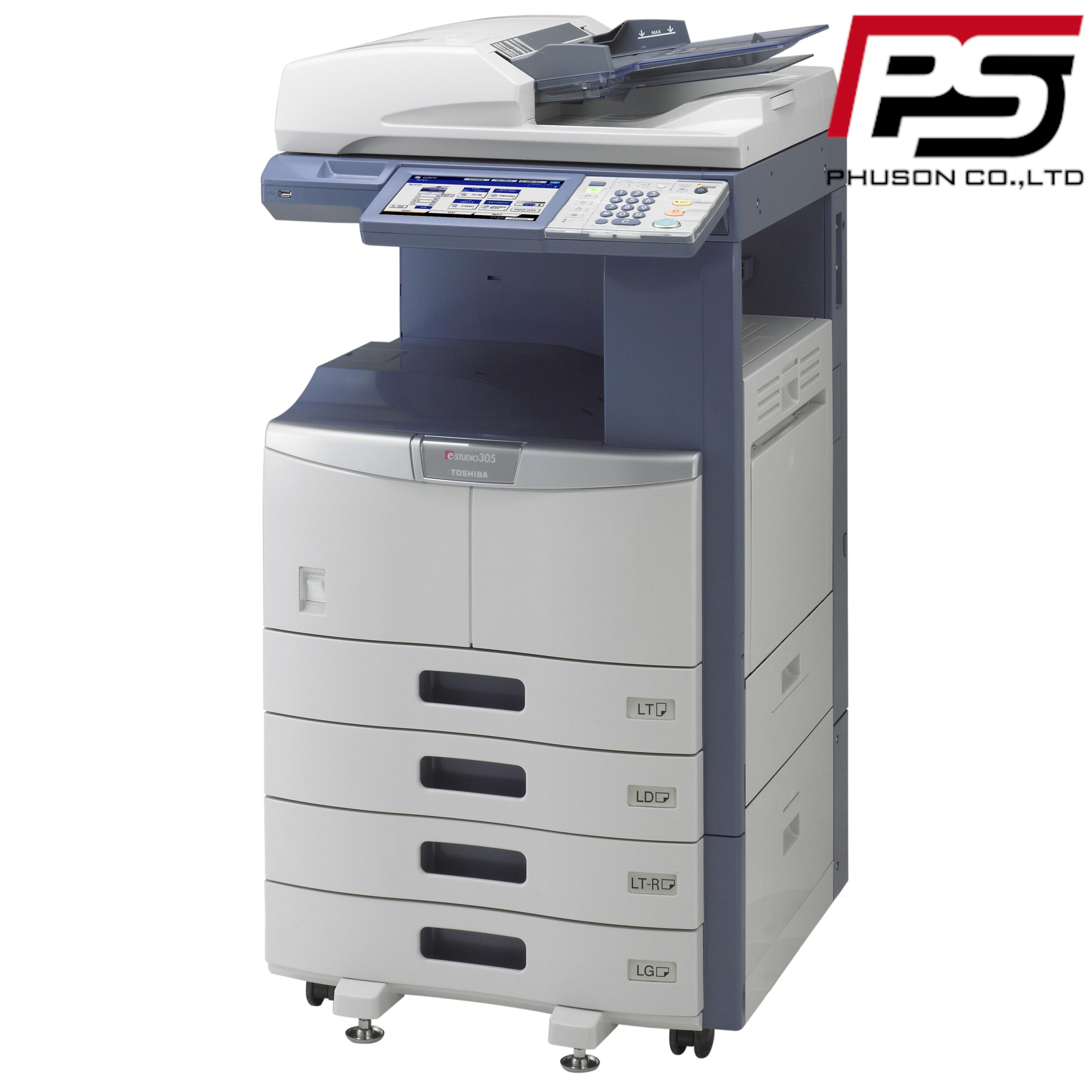 Thuê máy Photocopy Toshiba e-Studio 305
