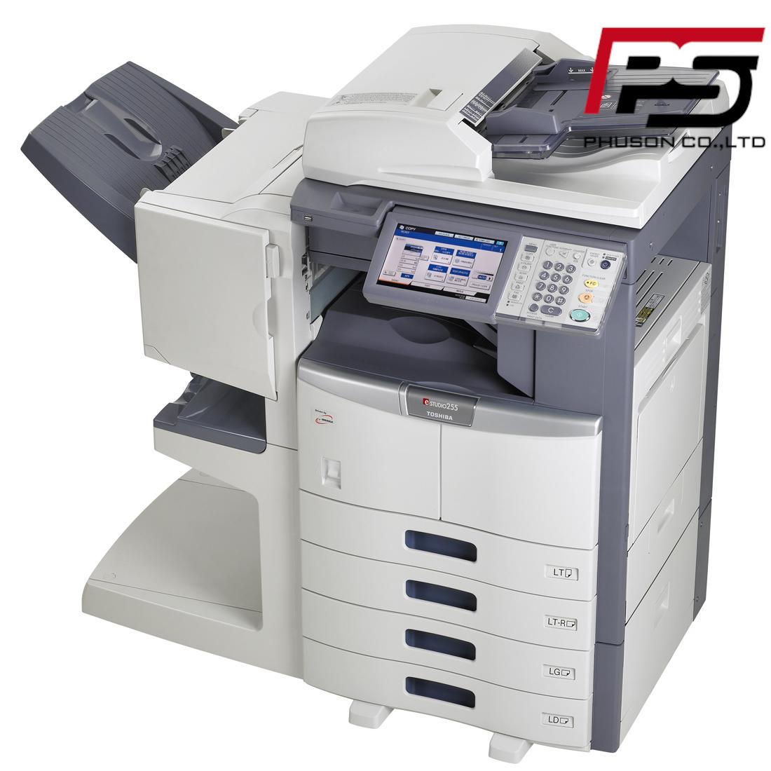 Thuê máy Photocopy Toshiba e-Studio 255