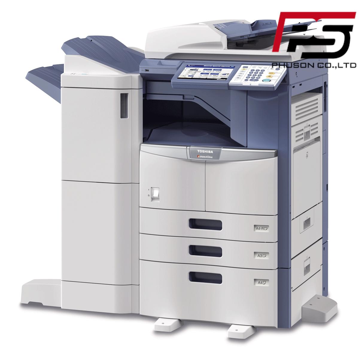 Thuê máy Photocopy Toshiba e-Studio 456