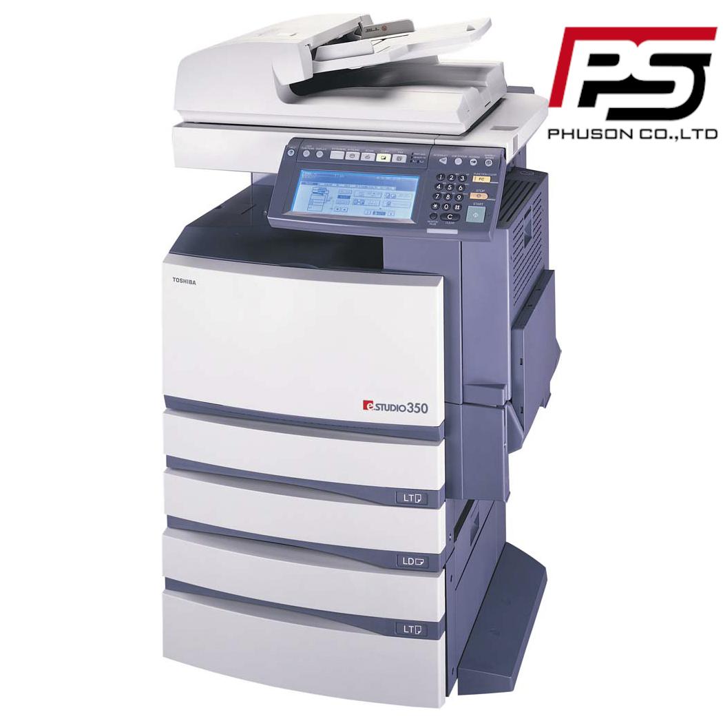 Thuê máy Photocopy Toshiba e-Studio 350