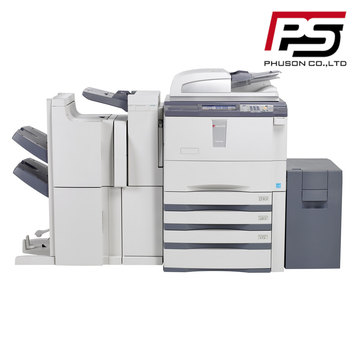 Thuê máy Photocopy Toshiba e-Studio 655