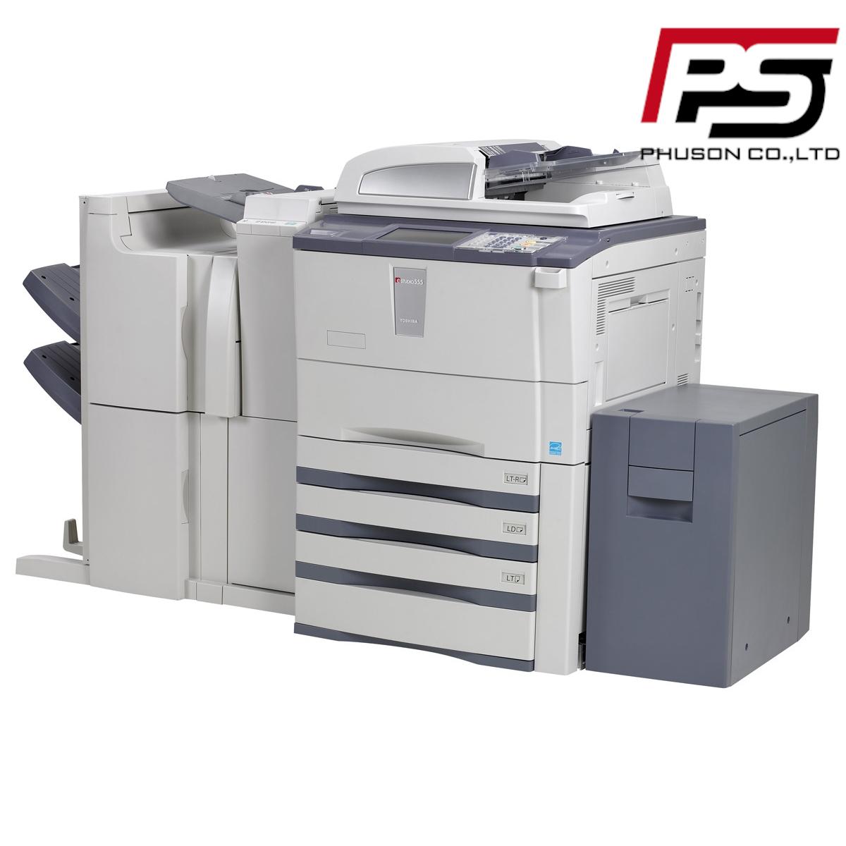 Thuê máy Photocopy Toshiba e-Studio 755