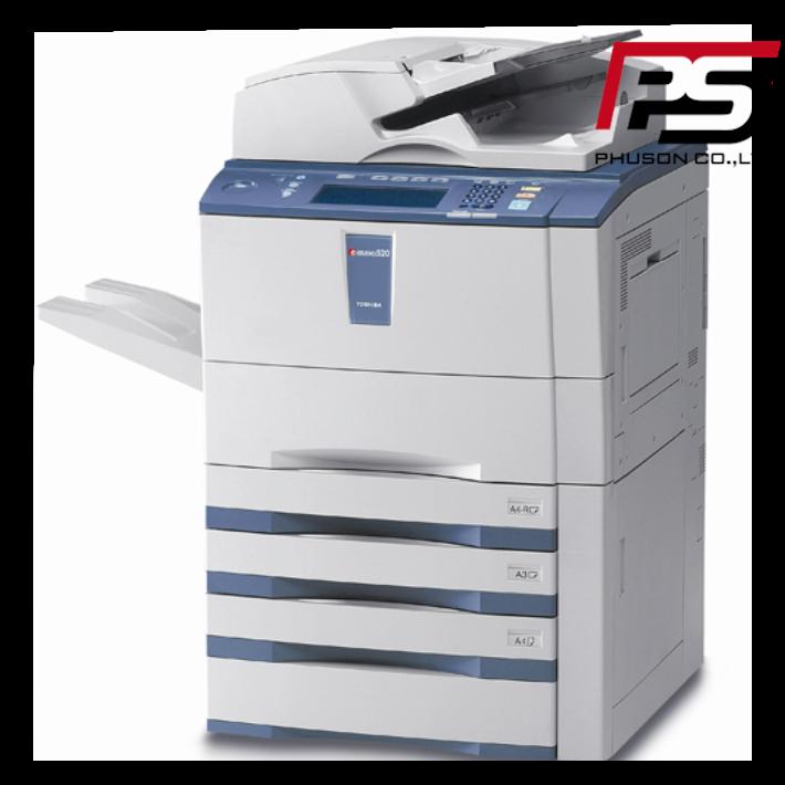 Thuê máy Photocopy Toshiba e-Studio 520