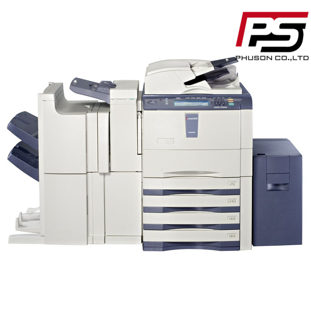 Thuê máy Photocopy Toshiba e-Studio 850