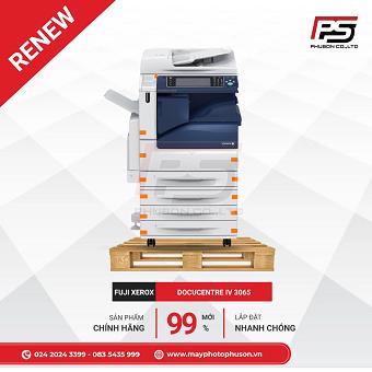 Máy Photocopy Refurbished Fuji Xerox DocuCentre IV 3065