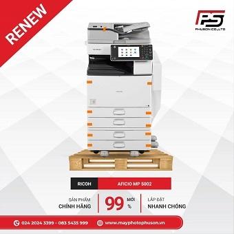 Máy Photocopy Ricoh MP 5002 Refurbished