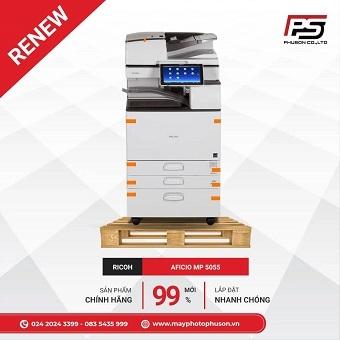 Máy Photocopy Refurbished Ricoh MP 5055