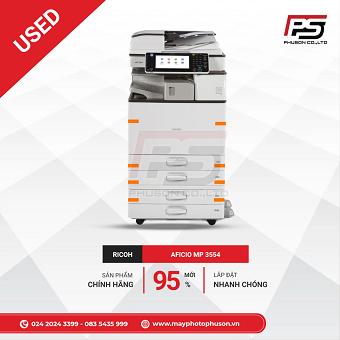 Máy Photocopy Ricoh Aficio MP 3554SP