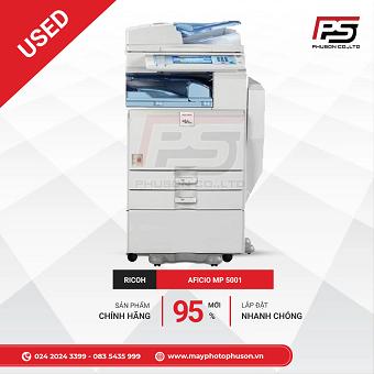 Thuê máy Photocopy Ricoh Aficio MP 5001