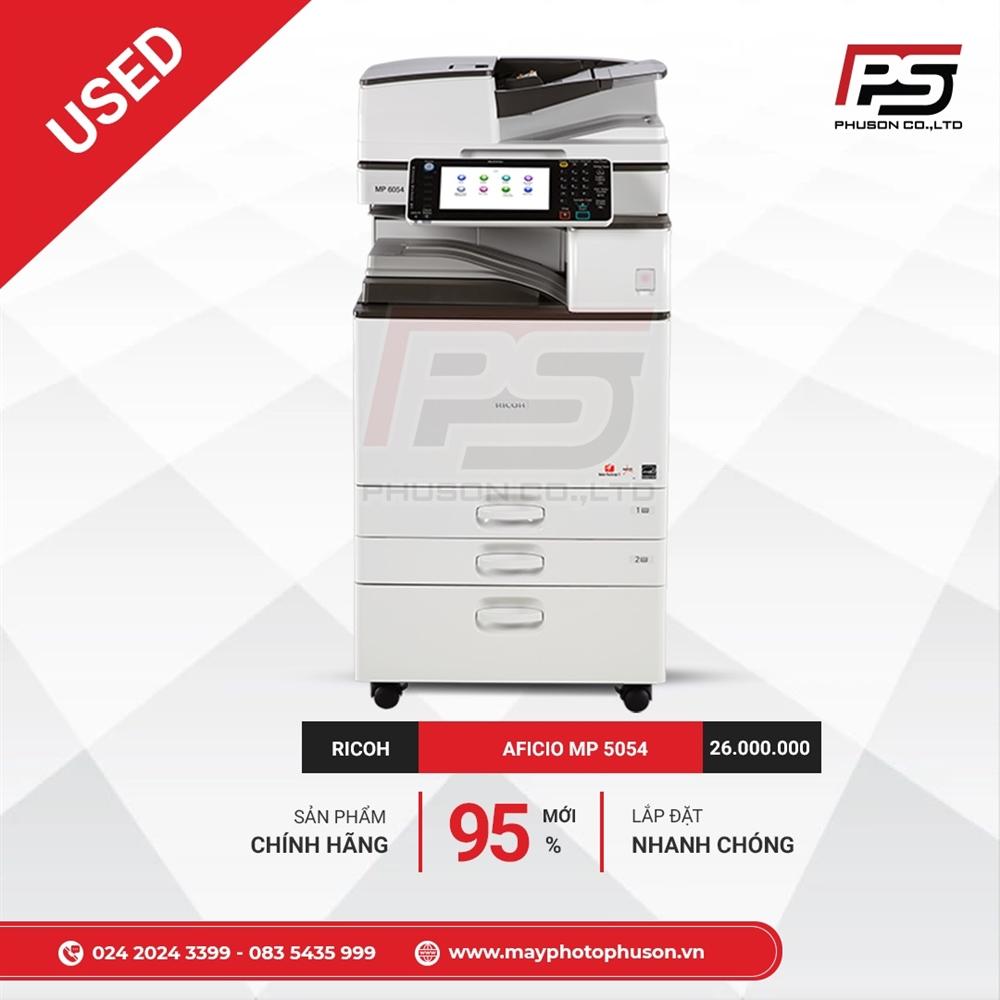 Máy Photocopy Ricoh Aficio MP 5054