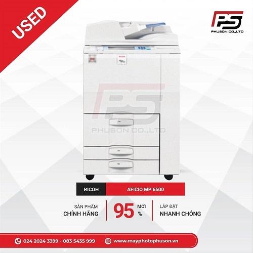 Thuê máy Photocopy Ricoh Aficio MP 6500