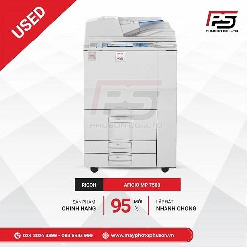 Thuê máy Photocopy Ricoh Aficio MP 7500