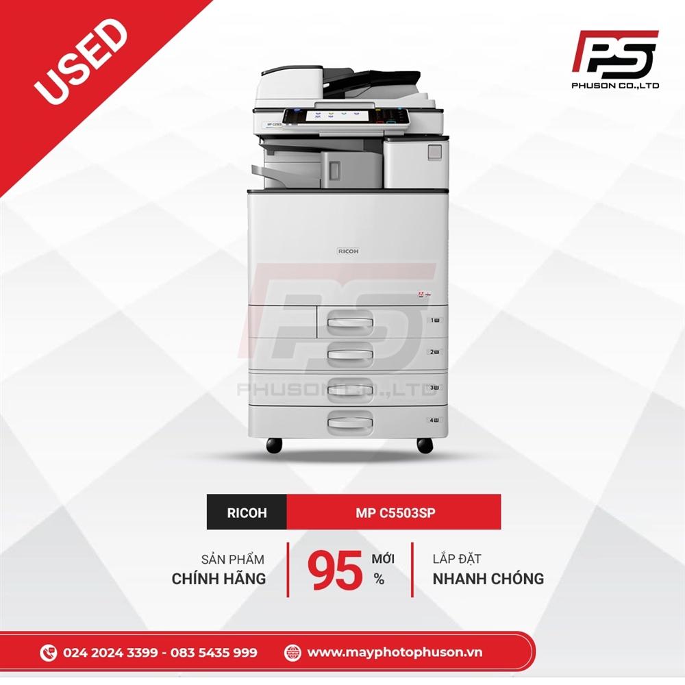 Máy Photocopy màu RICOH MP C5503